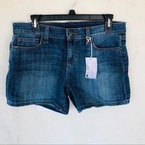JOES JEANS • Emile blue jean shorts size 29